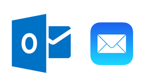Email client logos